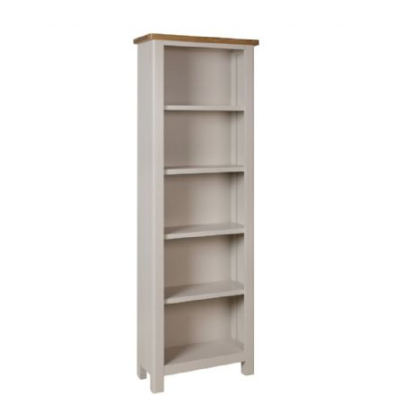 Richmond Painted Oak Large Bookcase